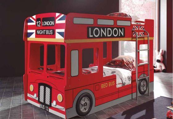 Cama London Refª 5011 Faróis de luz